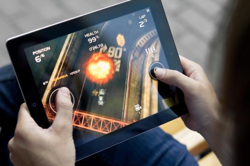 Quand les tablettes renouvellent les jeux de société